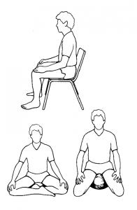 Haltung_Sitzmeditation